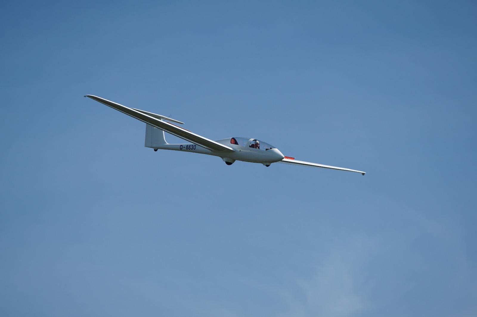 D-8830 Anflug