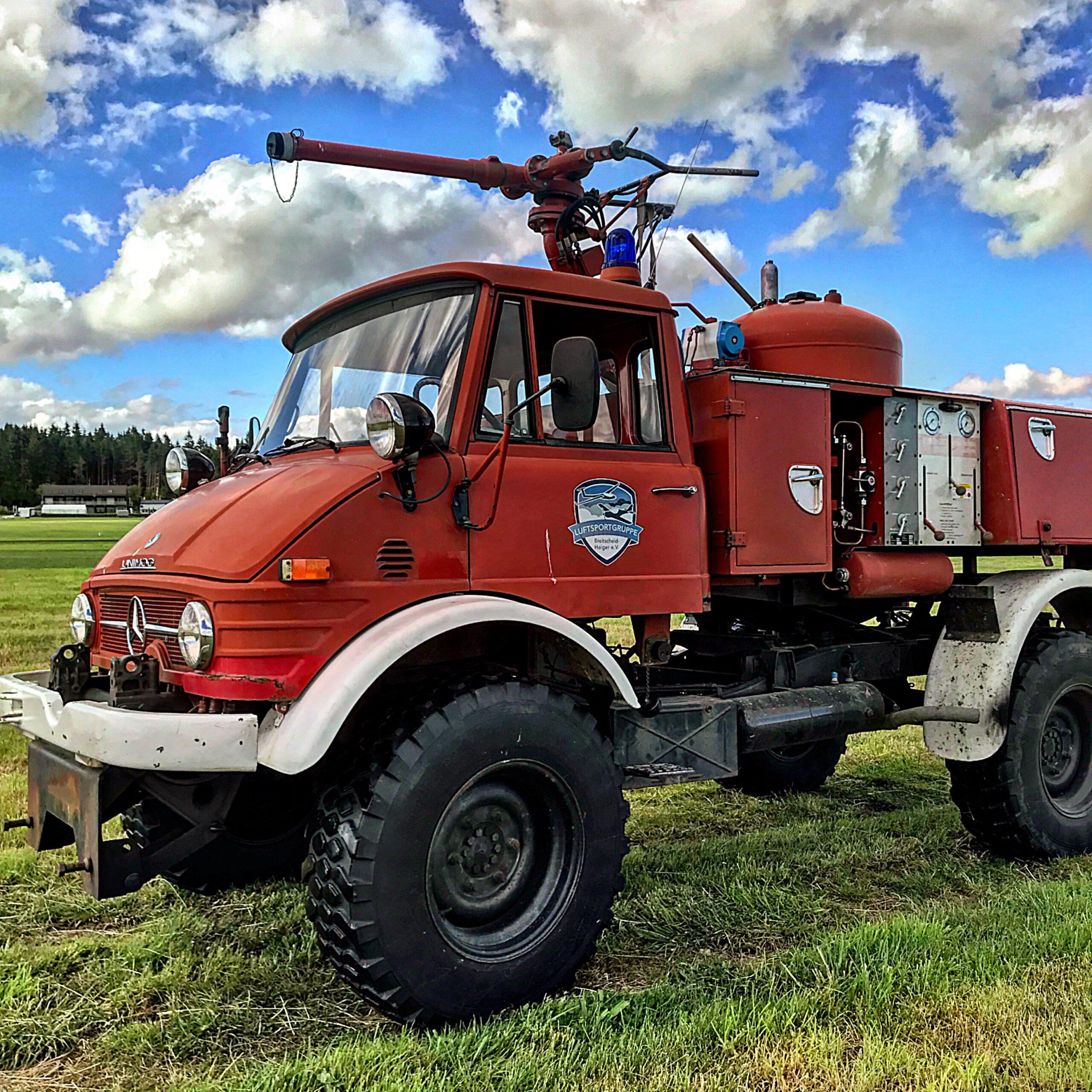 U416 Feuerwehr
